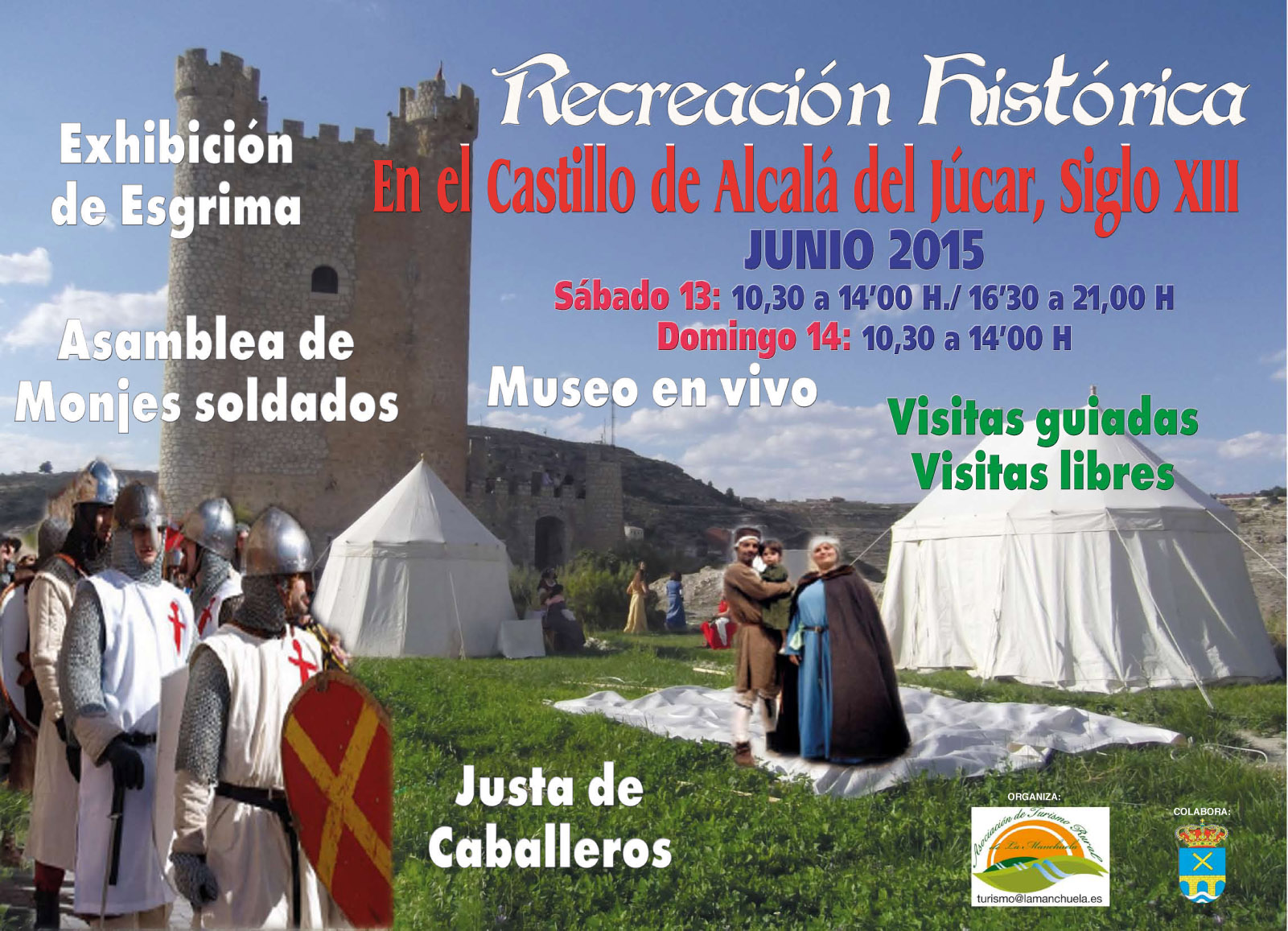 RECREACION HISTORICA ALCALA DEL JUCAR