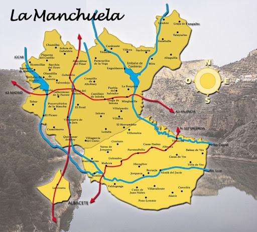 Descubre los secretos de La Manchuela