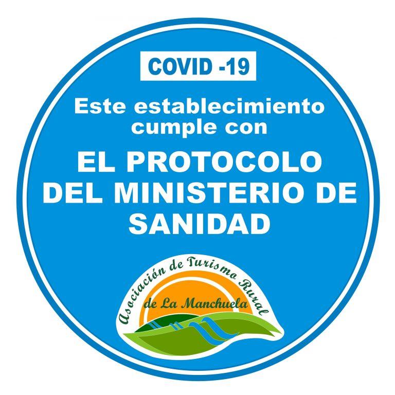 PROTOCOLO DESINFECCIÓN COVID-19 EN CASAS DEL HERRERO ALCALÁ DEL JÚCAR