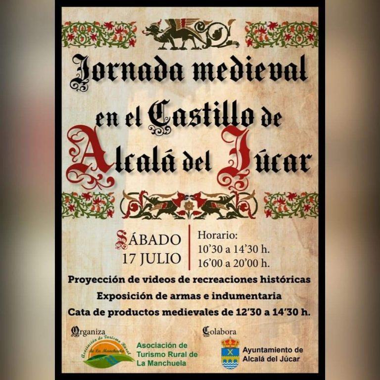 JORNADA MEDIEVAL EN ALCALÁ DEL JÚCAR