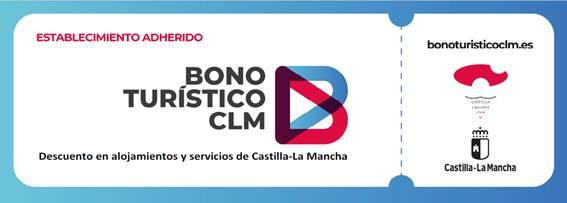 BONOS TURISTICOS CLM ALCAL DEL JUCAR  CASAS RURALES CASAS DEL HERRERO